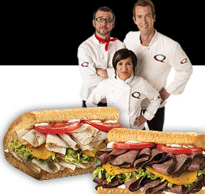 Quiznos free subs