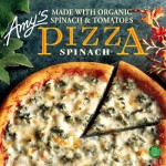 Amy's Organic Spinach Pizza