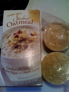 Trader Joe's Steelcut Oatmeal