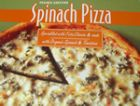 Trader Joe's Spinach Pizza