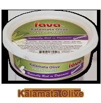 Kalamata Olive Fava Hummus